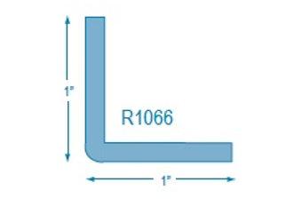 R1066 L Molding