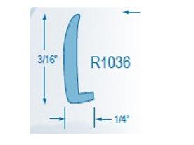 R1036 L Molding