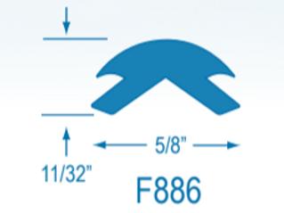 F886 Flexible Insert