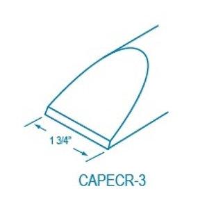 CAPECR-3 Plastic End Cap