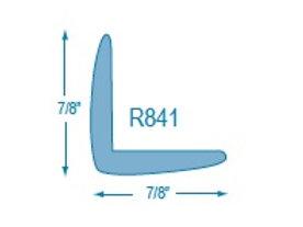 R841 Rigid L Molding