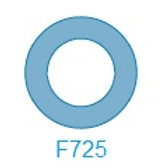 F725 Flexible Insert