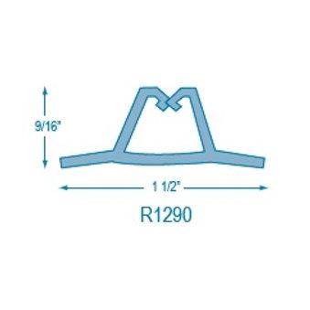 R1290 Rigid Awning Track