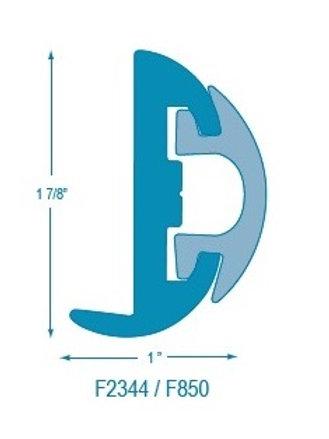 F2344 Flexible Rubrail (takes F850 Insert)