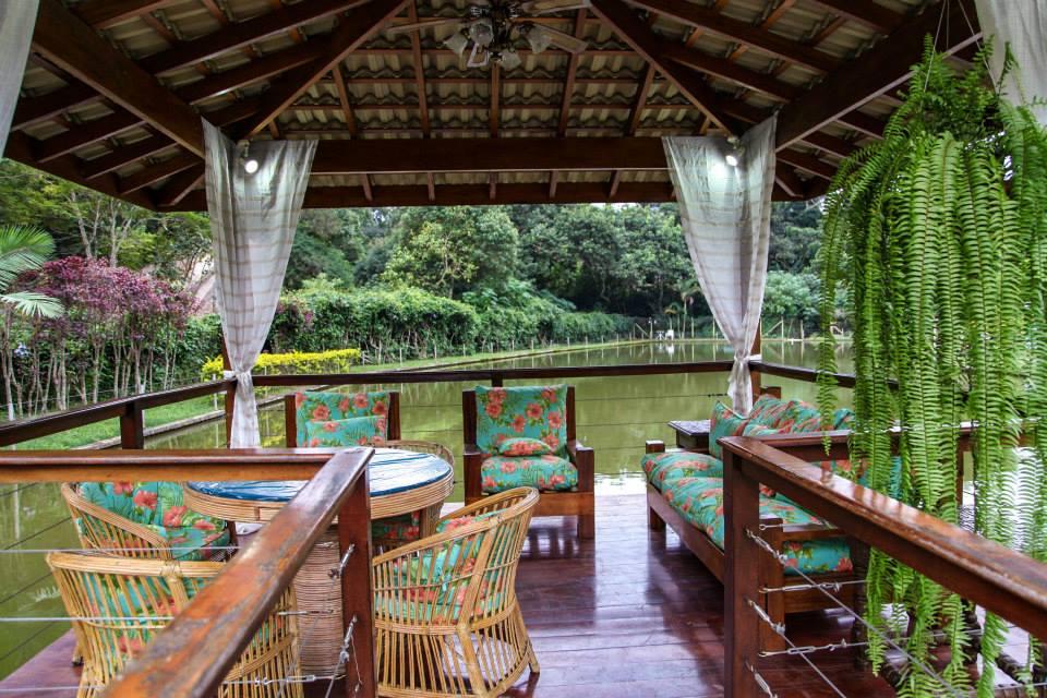 Bangalô Deck
