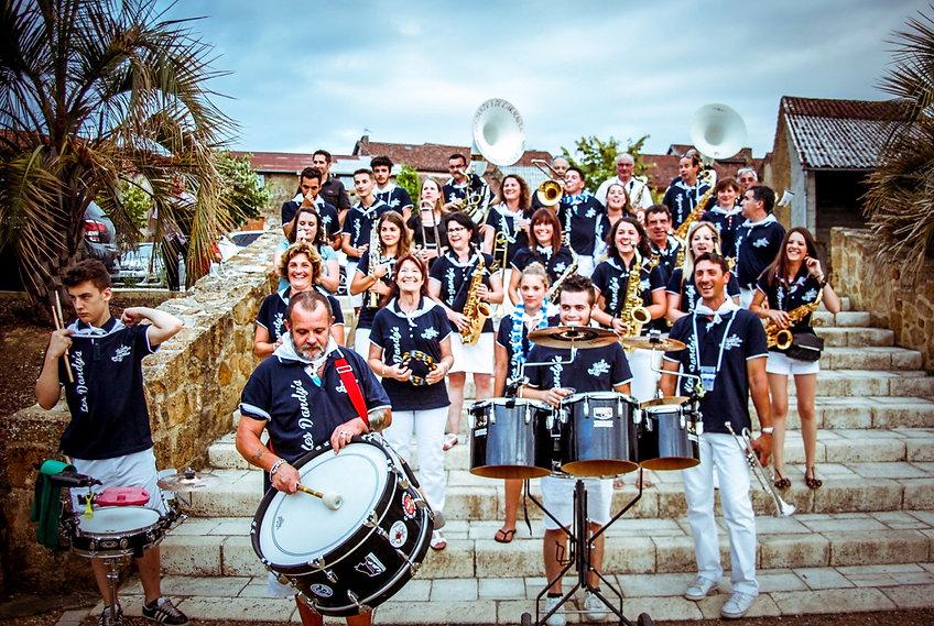 Banda Les Dandy's de l'Armagnac 32 Aignan