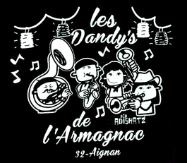 Logo des Dandy's