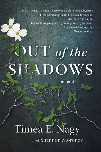 Out of the Shadows cover