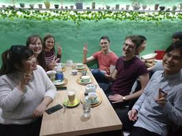 Japanese Tea Social
