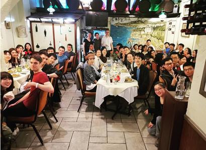 Social Restaurant Night (Italian Restaurant)