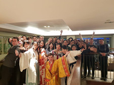 East Asian Culture Exchange (Traditional Clothes)