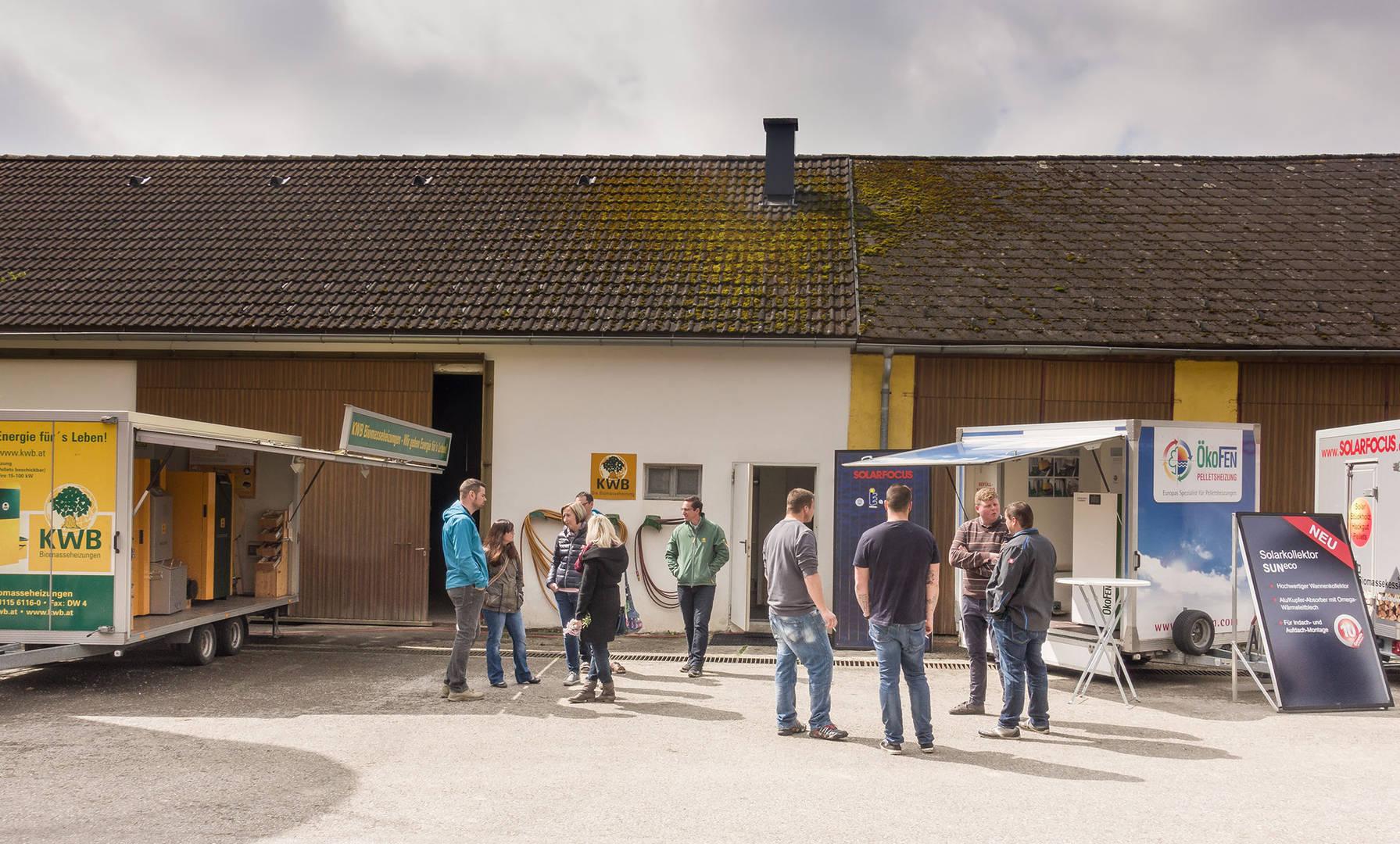 Hausmesse Schönegger 2017