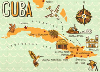 CUBA....IT'S ON MOST EVERYONE'S BUCKET LIST.
