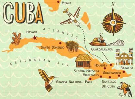 CUBA....IT'S ON MOST EVERYONE'S BUCKET LIST.
