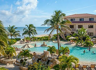 CocoBeachResort in Belize
