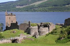 Urquhard Castle