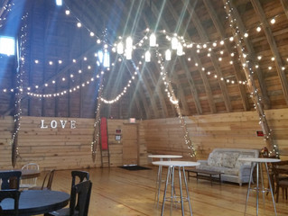 Brule River Barn Wedding