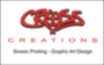 Cross Creations Custom Screen Printing & Graphic Art Design