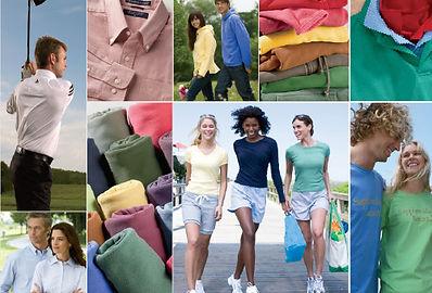 Cross Creations online apparel catalog