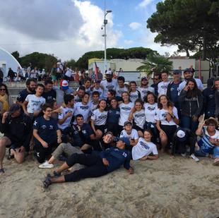 Les Magic Disc s'inclinent en finale du Championnat de France de Beach Ultimate
