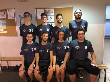Les Magic Disc qualifiés pour la phase finale du Championnat de France Indoor