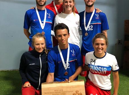 Trois jeunes angevins médaillés internationaux !