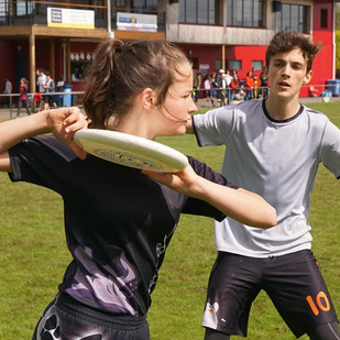 Angers accueille la Coupe Régionale Outdoor Junior d'Ultimate Frisbee