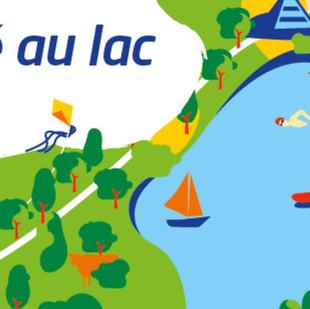 L'Été au Lac : Venez à la rencontre des Magic Disc et découvrez les sports de disque