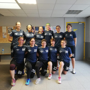 Championnat de France Indoor : L'équipe féminine Magic Disc manque le coche