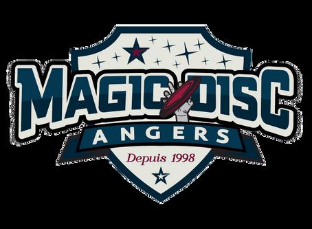 Reprise des activités sportives chez les Magic Disc