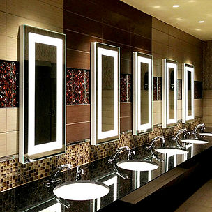 Lighted-Mirror-in-Restaurant-Bathroom.jp