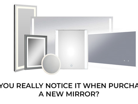 Aluminum, Silver, and Copper- Free Mirror, what's the difference?