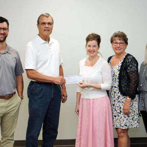 Lufkin Host Lions Club sponsors First Year Teacher Grants