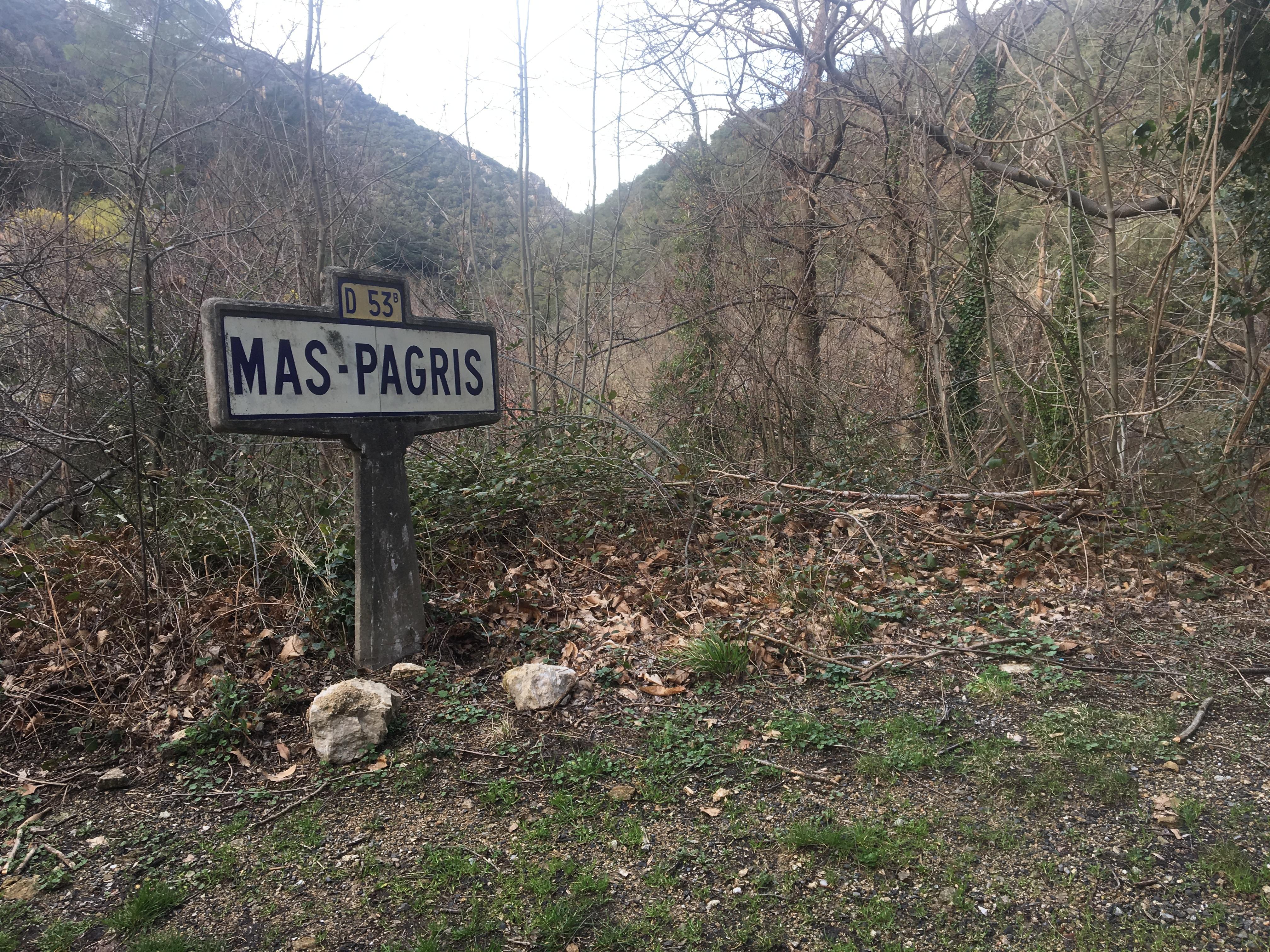 Mas Pagris