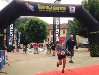 Marathon du Montcalm: Safia-Lise & Simon au sommet en Altitude