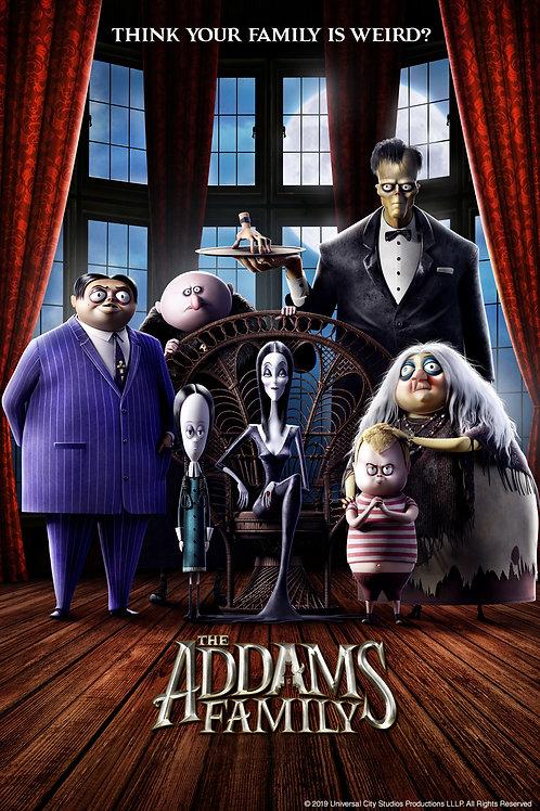 10.02.2020 | Spooky Stables Cinema | The Addams Family