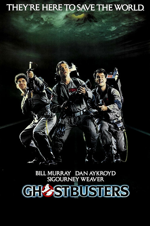 10.09.2020 | Spooky Stables Cinema | Ghostbusters