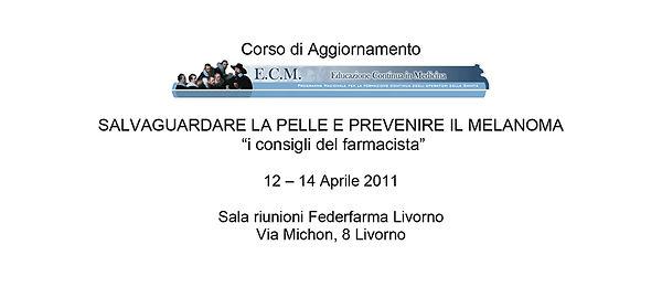 volantino-corso-farmacisti Livorno 2011.