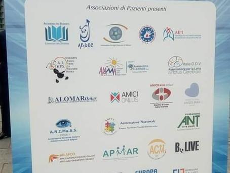 """ACM PARTECIPA ALLA SECONDA EDIZIONE DELL'EVENTO """"GIORNATE IN PIAZZA AFI"""""""