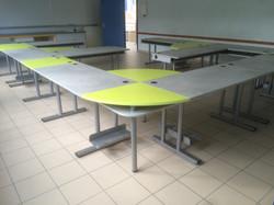 Salle techno - collège