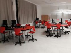 Salle technologique