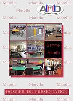 Dosssier de référencement gamme MARELLA