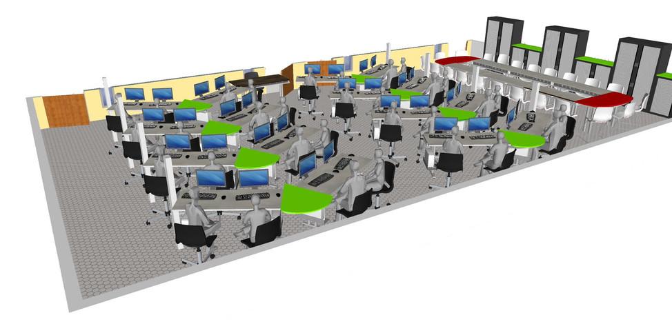 Salle informatique Marella droit