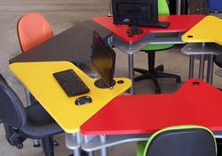 Salle informatique triangolo 6 stations