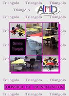 Dossier référencement gamme TRIANGOLO
