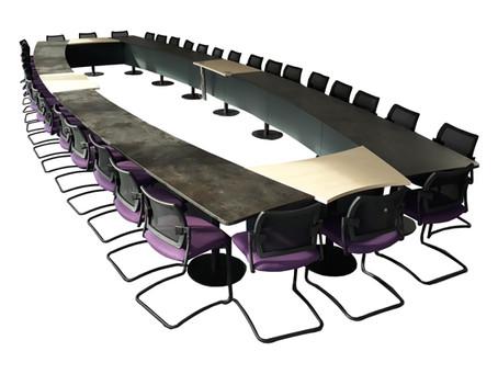 "Table de conseil    ""Lycée Saint Exupery""    Marseille"