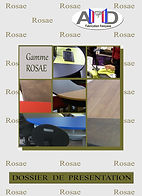 Dossier Gamme ROSAE