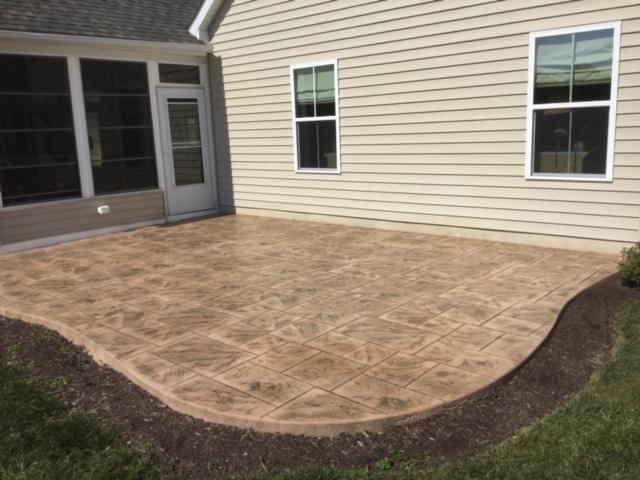 Stamped Concrete Dagsboro