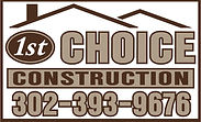 Stamped Concrete Delaware 1st Choice Construction DE