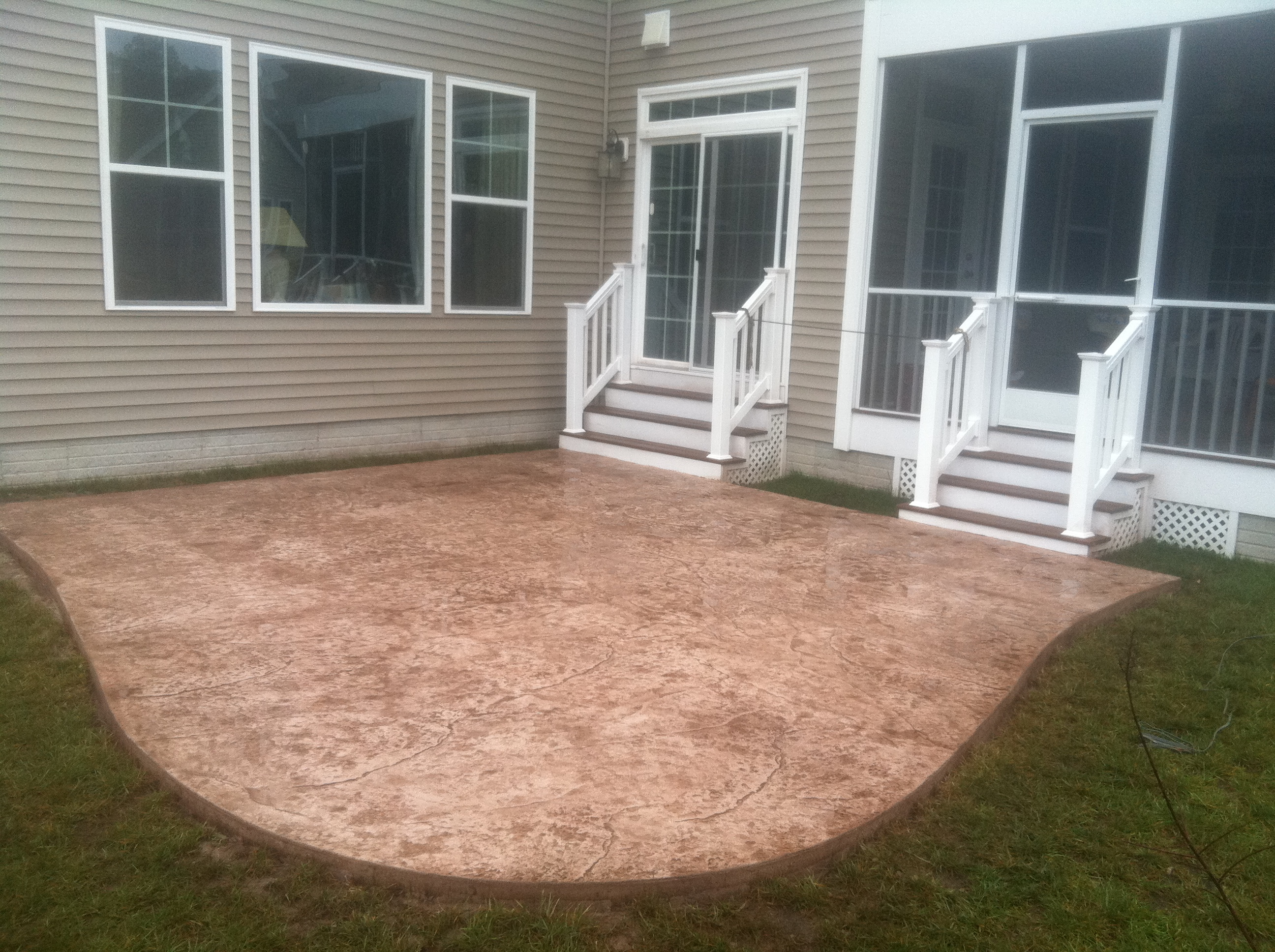 Stamped Concrete DE